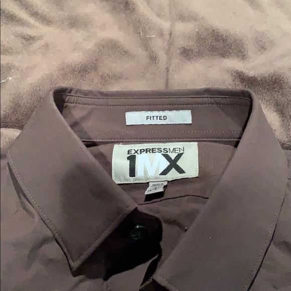 Express Other - Express men's dress shirt (fitted)